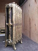 Английский чугунный радиатор ретро Carron Rococco , фото 1