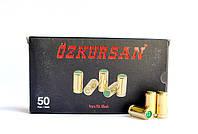 Холостой пистолетный патрон 8 мм. Патрон Ozkursan 8 мм пистолетный холостой (50 шт)