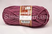 Акриловая пряжа Фиолетовый