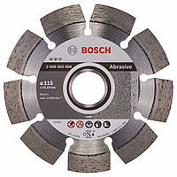 Алмазный диск Bosch Expert for Abrasive 115-22,23