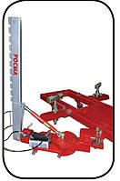 Гидравлическая стойка 12т с набором спец. оснастки НП.4 для рихтовочного стенда МИНИ МАСТЕР