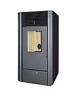 Пеллетная печь Roda Astra 07, 7 кВт  цвет бордо или антрацит
