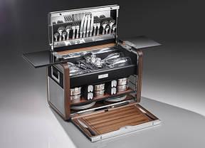 Коллекционный набор для пикника от дизайнеров Rolls-Royce