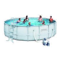 Каркасный бассейн Bestway 56464/56280 с песочным фильтром (549х132)