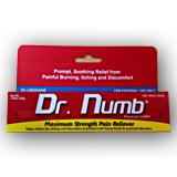 Крем анестетик Dr Numb