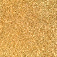 Глиттер 0.6 мм с клеевым слоем, Корея, ЗОЛОТО, 15х20 см, фото 1