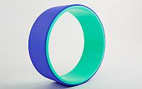 Колесо-кольцо для йоги Zelart FI-5110