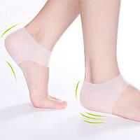 Гелевые носки для пяток