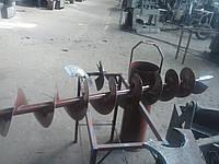 Ремонт шнеков комбайнов D150-D350 Правые, D150-D260 Левые
