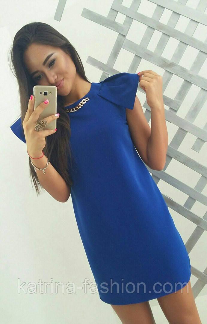Женское модное прямое платье с
