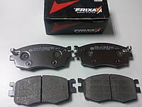 Колодки тормозные передние на KIA RIO 05-/Hyundai Accent