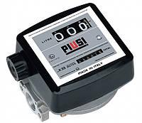 K33 ATEX (Piusi) - механический счетчик учета бензина, 20-120 л/мин