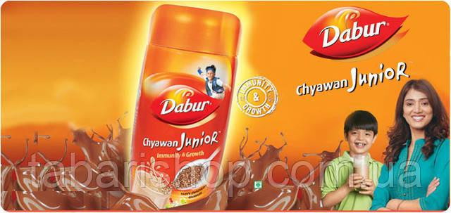 Чаванпраш для детей в гранулах со вкусом шоколада Dabur Chyawan Junior