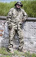 """Летняя форма ВСУ """"ЕКОНОМ"""" упрощенный пошив(китель+брюки)"""