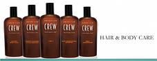 Средства American Crew для ежедневного ухода за волосами