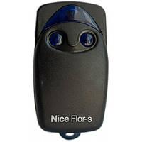Nice Flor Flo2 RS Пульт для ворот и автоматики 2-канальный