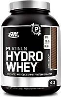 Протеин Platinum Hydro Whey (1,6 kg) Optimum Nutrition