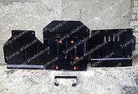 Защита двигателя Сузуки Гранд Витара с 2005 (стальная защита моторного отсека Suzuki Grand Vitara)
