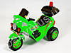 Мотоцикл Я-Маха , аккумулятор 6V, максимальная нагрузка 30 кг, скорость 3км/ч