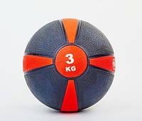 Мяч медицинский (медбол) 3 кг FI-5122