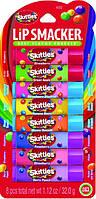 Набор бальзамов для губ Lip Smacker Skittles набор 8 шт