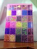 Самый большой набор резинок для плетения Мега 50000, фото 4