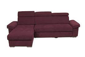 Стильный угловой диван FX15 в ткани (269 см)