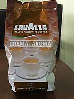 Кофе зерновой Lavazza Crema e Aroma 1кг. из Италии.