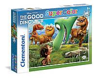 Пазли Clementoni Добрий динозавр 60 ел