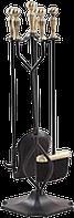 """Держатель для аксессуаров """"Krolewski Ogien"""" Royal Flame D56303PRC Латунный"""