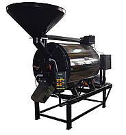 Оборудование для обжарки орехов, семян, какао бобов