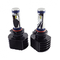 Светодиодные лампы Sho-Me HB4 (9006) 6000K 25W G6.1 (пара), фото 1