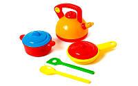 Игровой набор посуды для детей