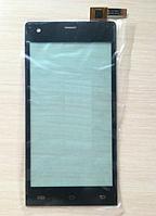 Оригинальный тачскрин / сенсор (сенсорное стекло) для Texet TM-4872 (черный цвет)