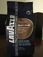 Кофе зерновой Lavazza Espresso Crema e Aroma 1кг. из Италии.