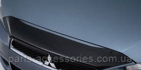 Дефлектор на капот Mitsubishi Lancer 2016 новый оригинал
