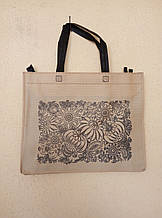 Еко-сумка з принтом