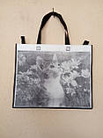 Еко-сумка з принтом, фото 2