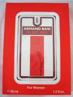 Armand Basi in Red (красные) edp 35ml / iPhone
