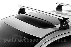 Mitsubishi Outlander 2016 дефлектор на крышу на люк новый оригинальный