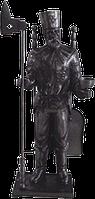 """Держатель для аксессуаров """"Krolewski Ogien"""" Royal Flame T807BK Черный"""