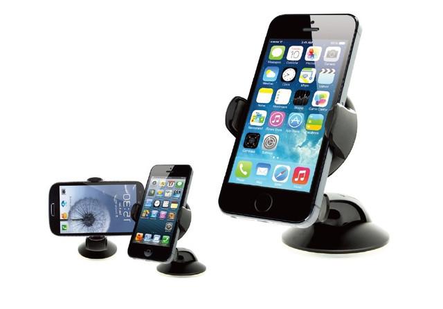 Тримачі для мобільних телефонів