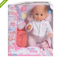 Интерактивная кукла пупс Baby Toby 30719-7