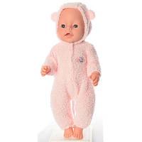 Кукла Беби борн в костюме с ушками