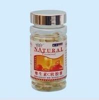 Капсулы натуральный Витамин C 100шт