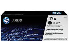 КАРТРИДЖ HP LASERJET 1010/ 1012/ 1015/ 1018/ 1020/ 1022 CANON LBP-2900/ 3000 (Q2612A)