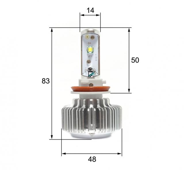 Светодиодные лампы Sho-Me