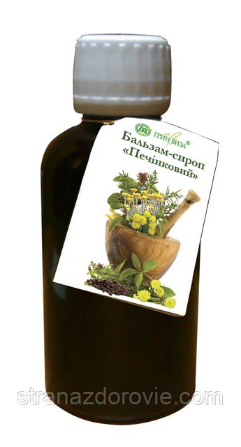 Сироп - бальзам Печёночный - 200 мл