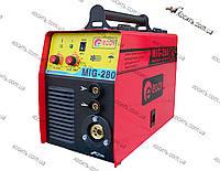Сварочный инвертор полуавтомат  Edon MIG-280