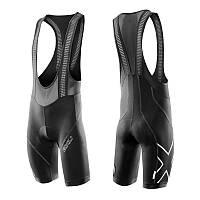 Мужские компрессионные шорты для велоспорта с лямками 2XU MC2742b